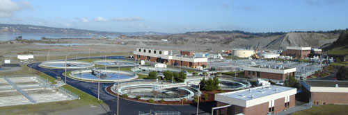 Wastewater Collection Plant