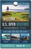 US Open Poster