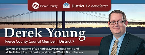 A message from Councilmember Derek Young