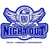 Logo for National Night OUt 2017