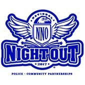 National Night Out logo for 2017