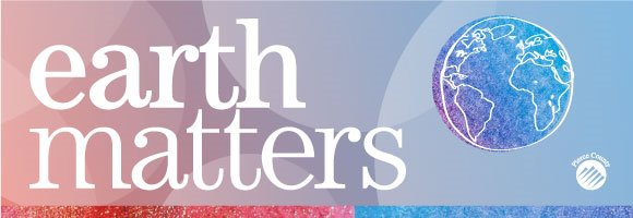 earth matters banner