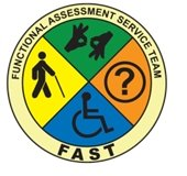 Logo for Pierce County Functional and Access Service Team