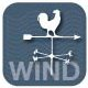 Weathervane and word wind