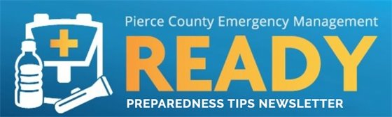 Sign up for Preparedness Tips to arrive in your email.