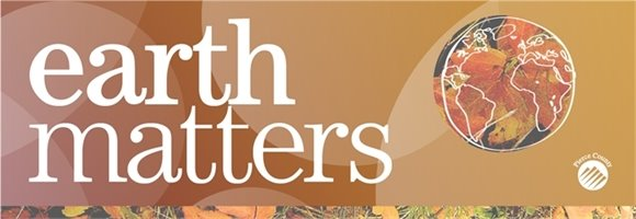 Earth Matters banner image