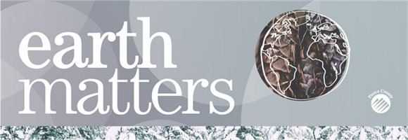 Earth Matters email banner image