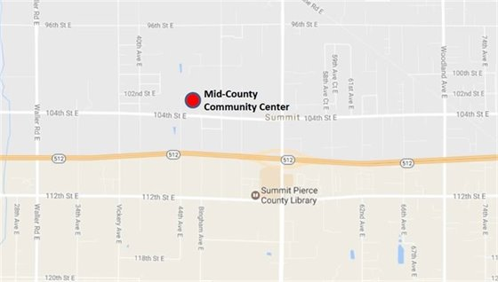 Direction to Mid-County Community Center
