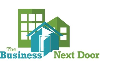 The Business Next Door Logo