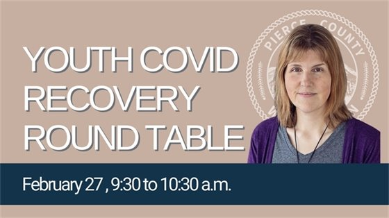 COVID Recovery Round Table with CM Hitchen