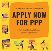 Apply now for PPP