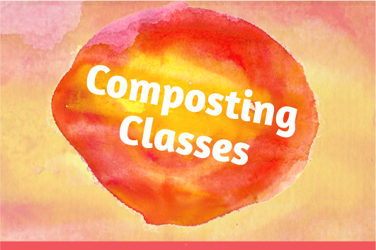 compost class watercolor image