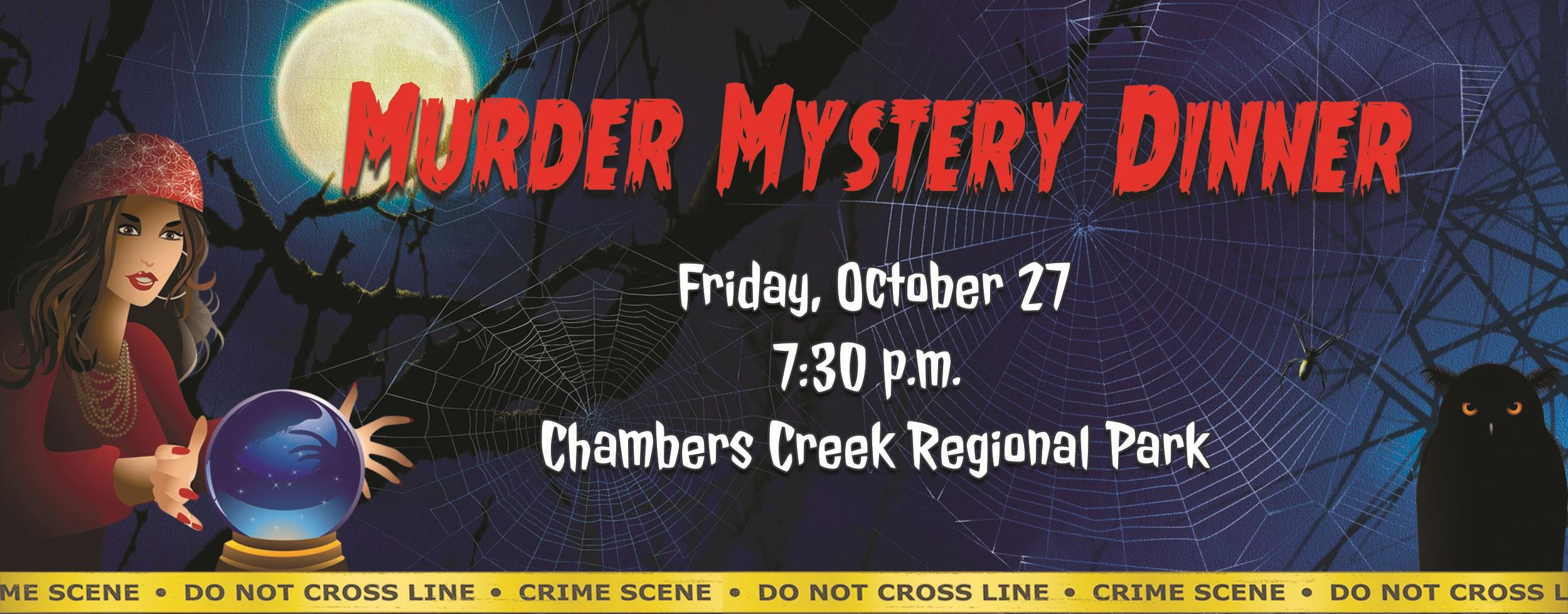 Image of Murder Mystery Dinner graphic