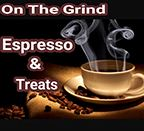 image of On the Grind Espresso logo