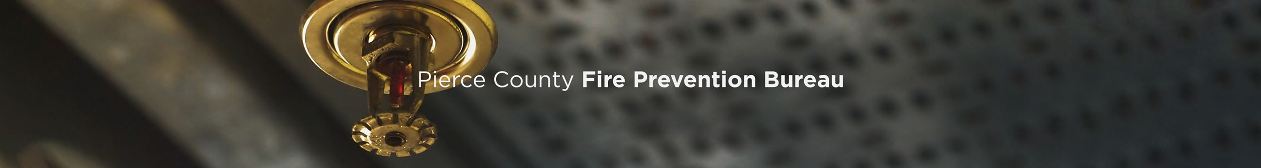 Pierce County Fire Prevention Bureau