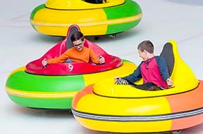 Image of Ice Bumper Cars boys