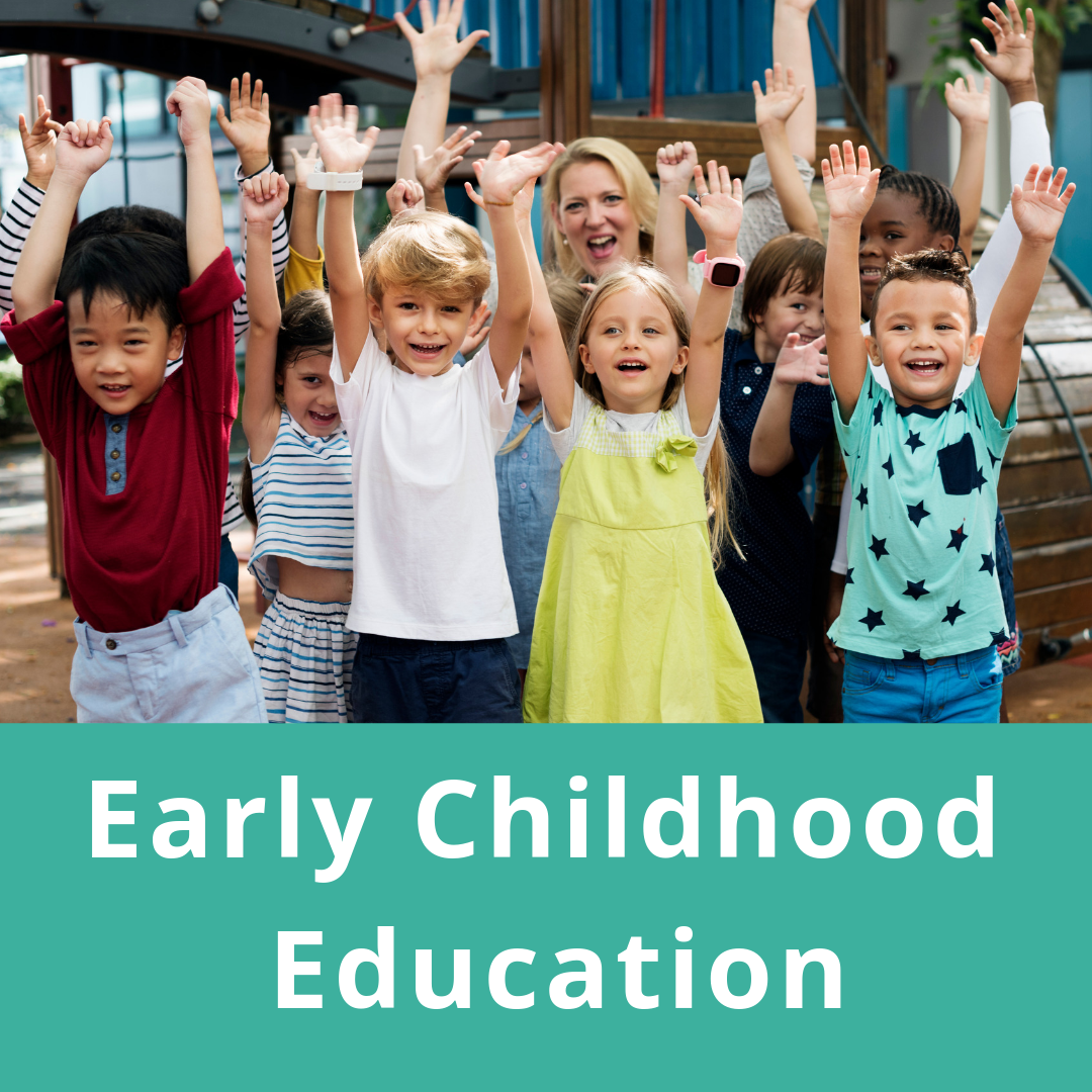 Early Childhood Education Button