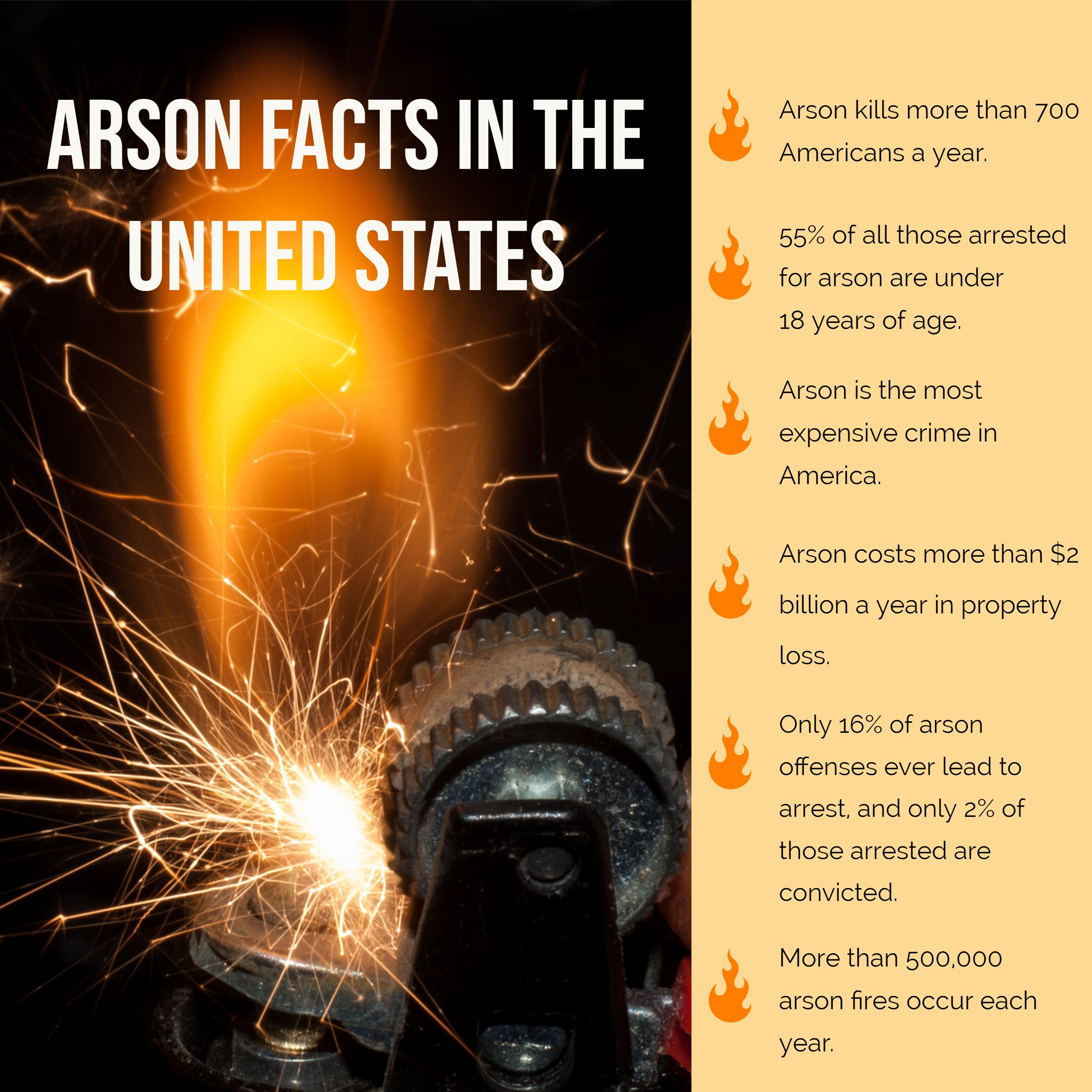 Arson Facts