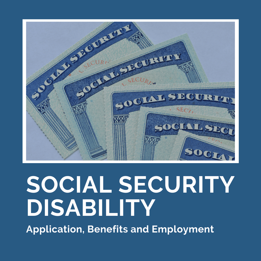 social security disability workshop