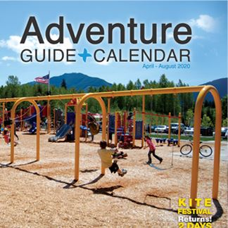 image of Summer 2020 Adventure Guide cover
