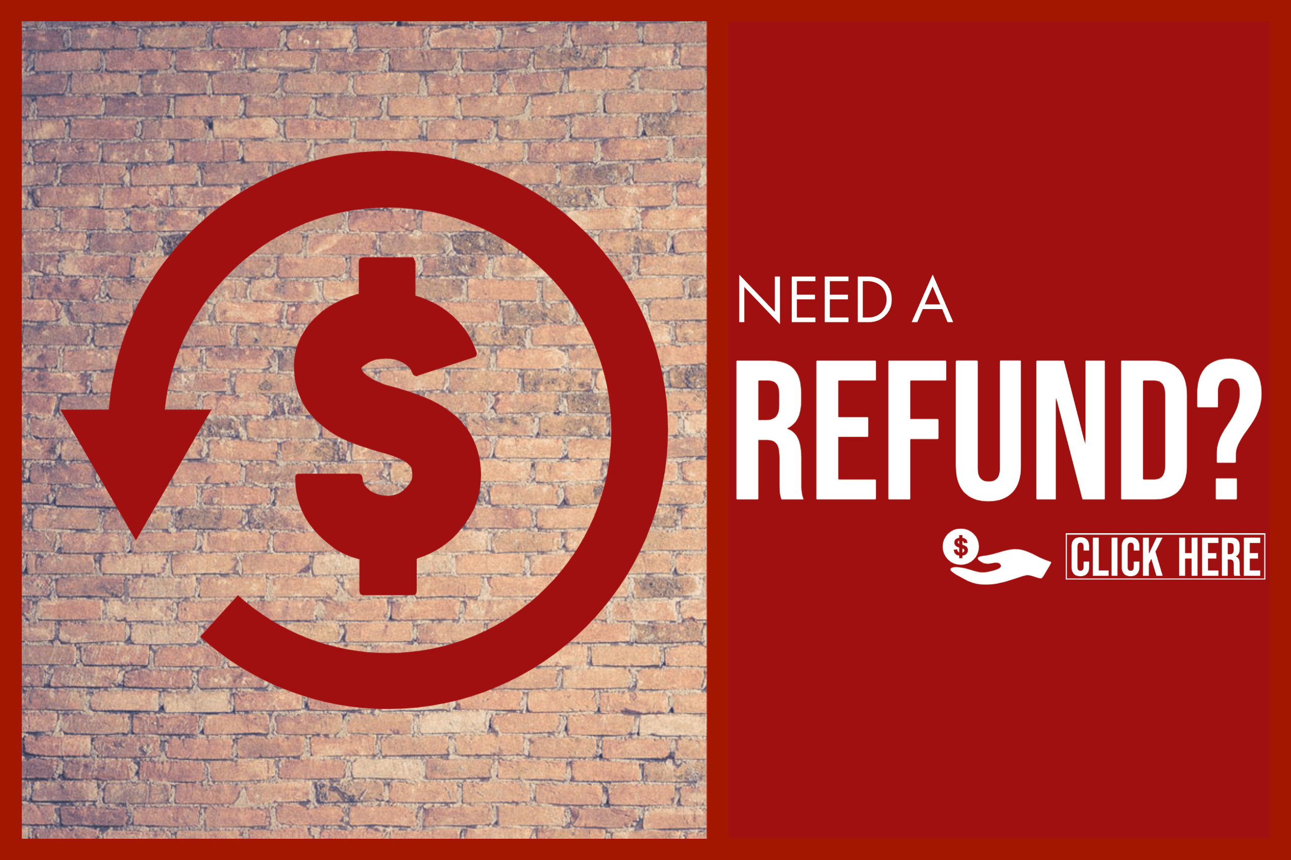REFUND Opens in new window