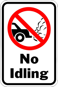 5. Idling Your Car Wastes Gas