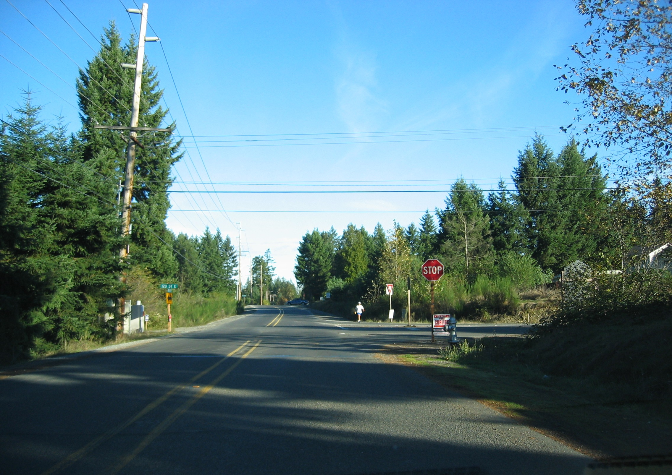 198th Ave E (120th St E to Rhodes Lake Rd)