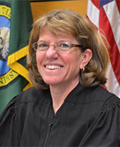 Judge Kitty-Ann van Doorninck