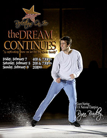 Ice show poster