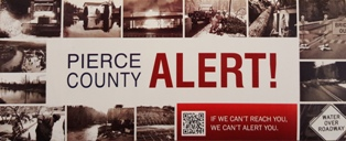 Pierce County Alert photo