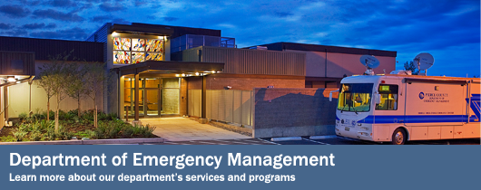 Emergency Management Divisions