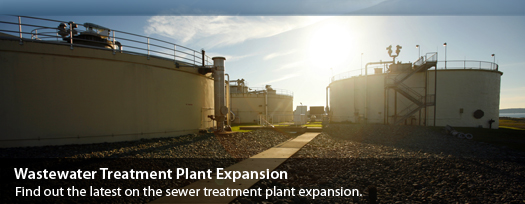Waster Water Treatment Plant Expansion Project