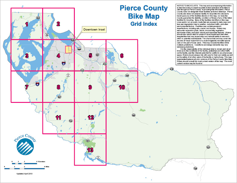 Pierce County Property Tax Records Search
